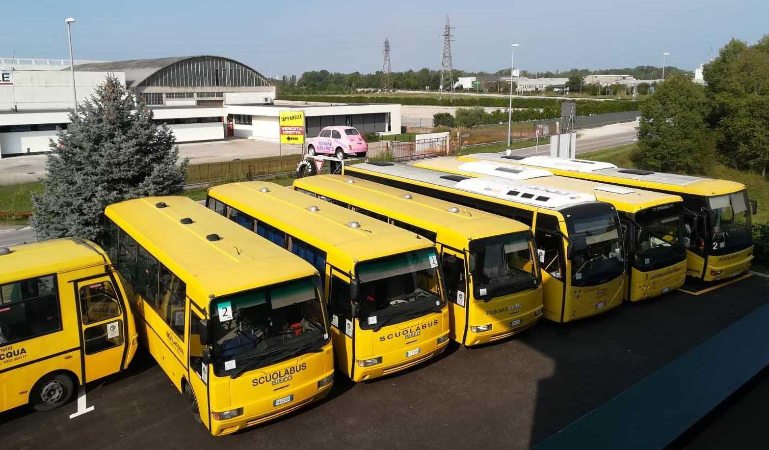 Servizio scuolabus servizio scolastico