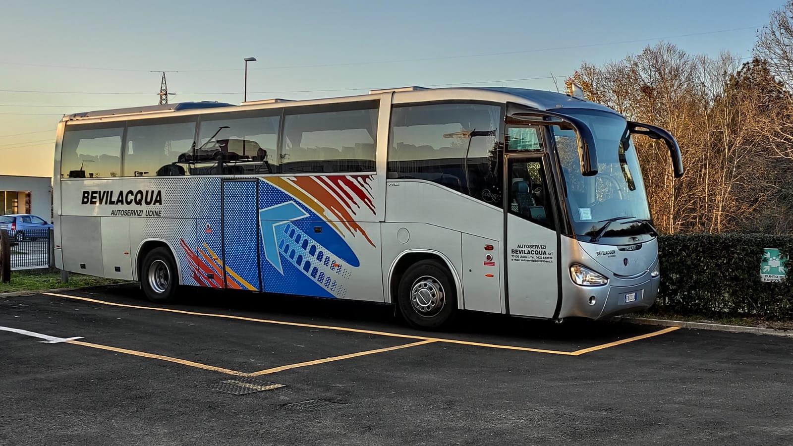 Noleggio bus per feste